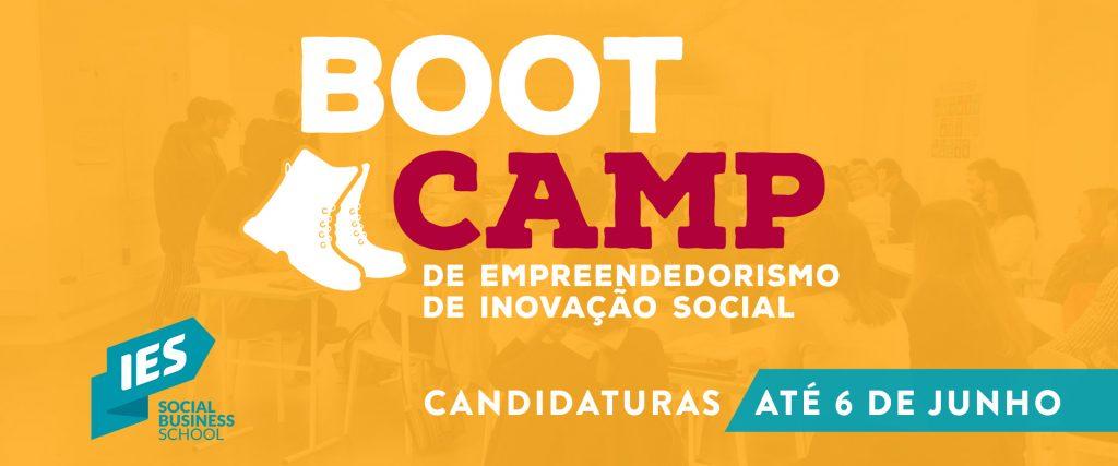 Bootcamp de Empreendedorismo de Inovacao Social