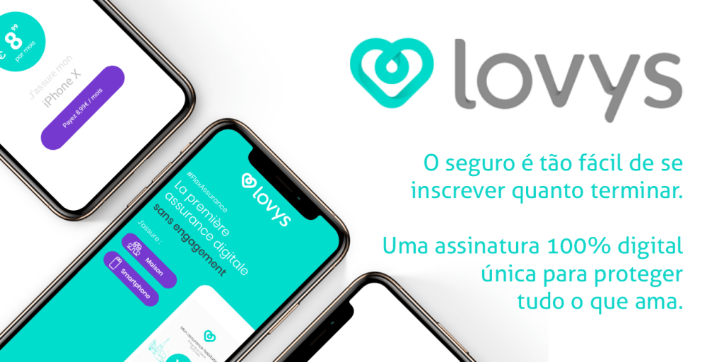 Lovys consegue 3,3 M de financiamento