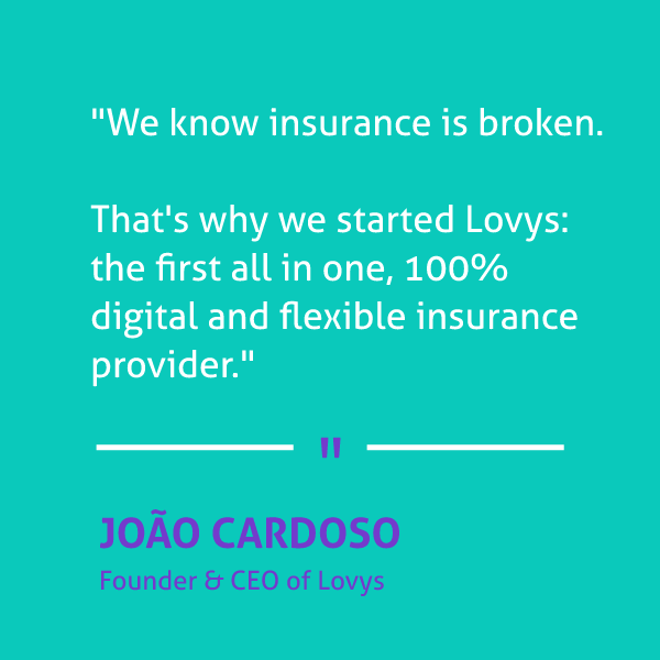 Quote - Joao Cardoso (Lovys)