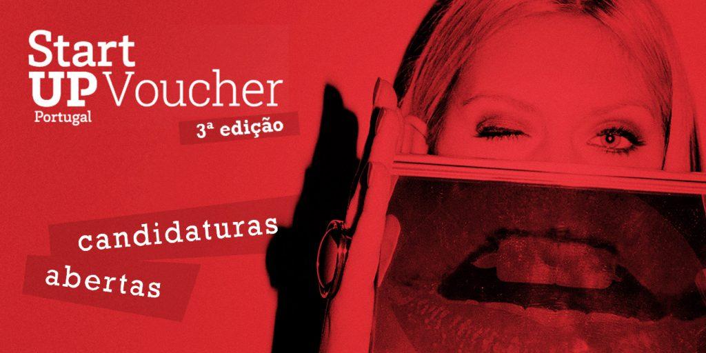 StartUP Voucher 3ª edição