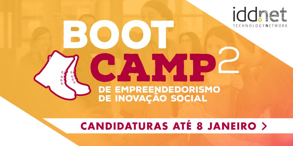 Bootcamp2 em Empreendedorismo de Inovação Social - Cover