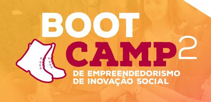 2º Bootcamp vai decorrer em janeiro, para apoiar projetos de inovação social