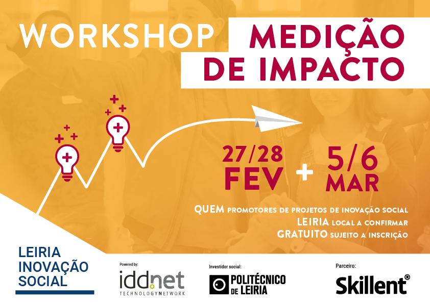 Workshop Medição de Impacto IDDNET Jumbo