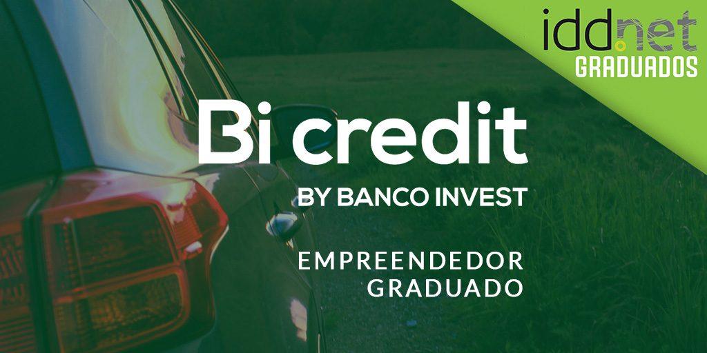 Bicredit Empreendedor Graduado Cover