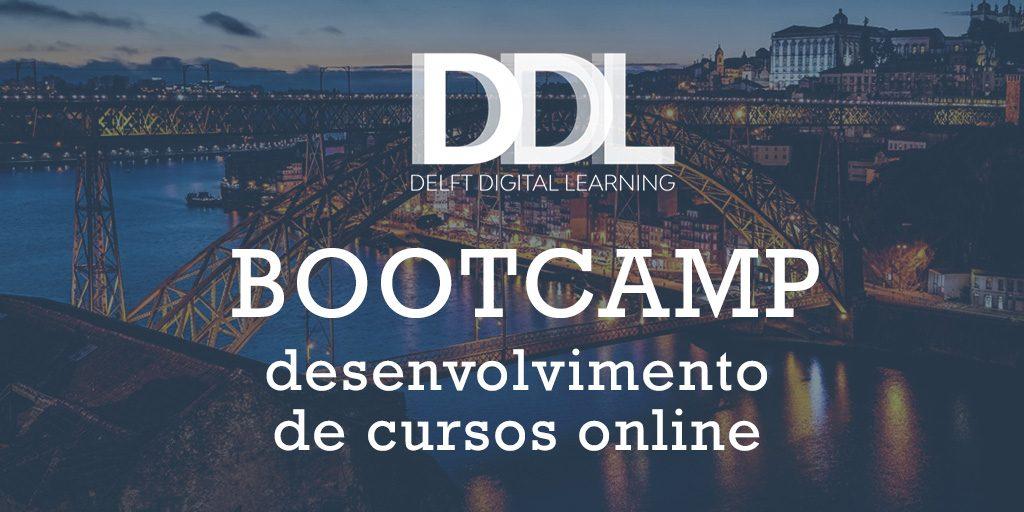 DDL - BootCamp desenvolvimento de cursos online