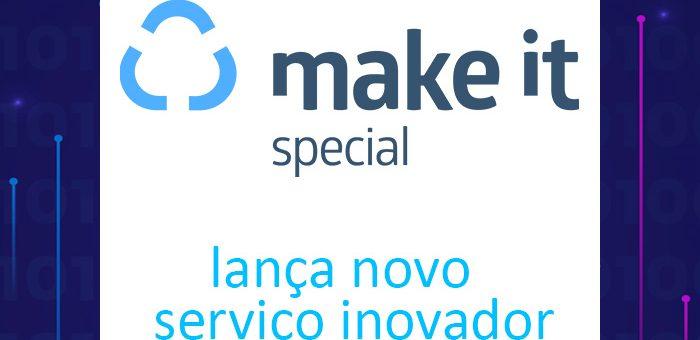 Make It Special lança serviço inovador de analítica avançada