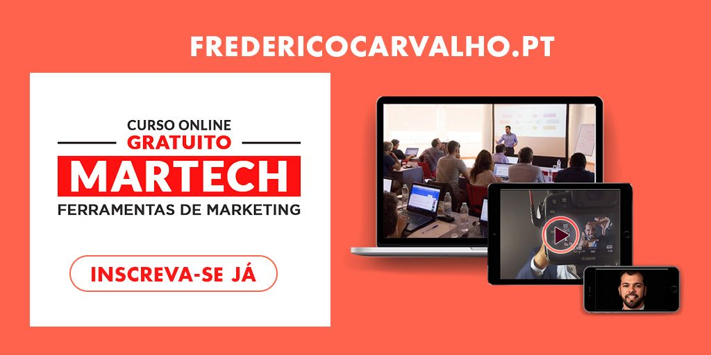 Curso Online Gratuito: MarTech Ferramentas de Marketing