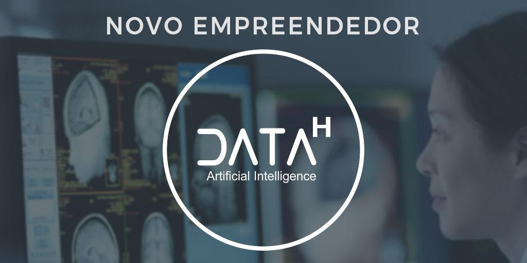 Novo Empreendedor IDDNET: Data-H Cover