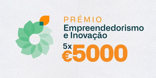 Prémio Empreendedorismo e Inovação - CA Cover