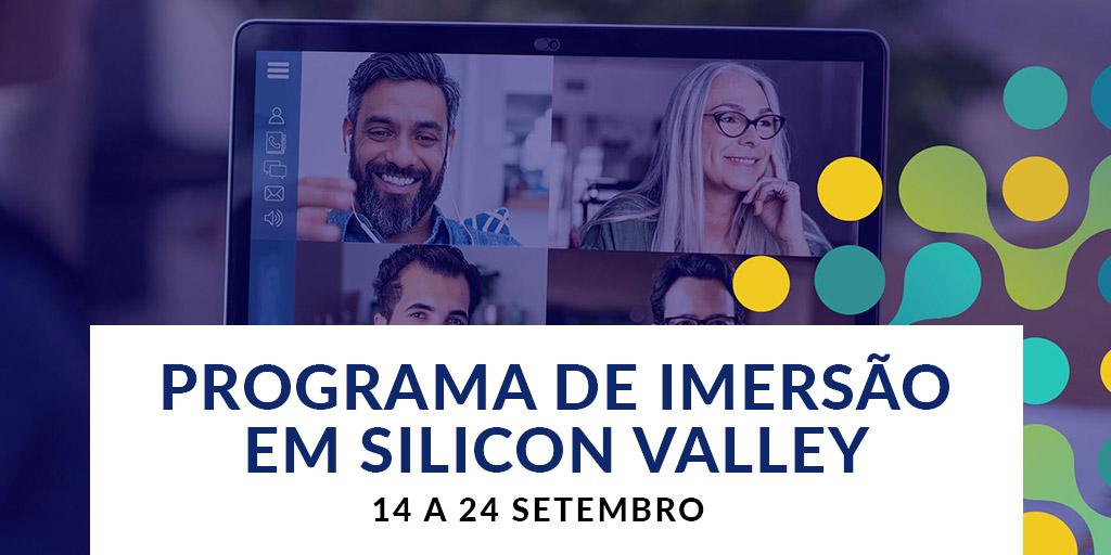 GSI - Programa De Imersão Em Silicon Valley Cover