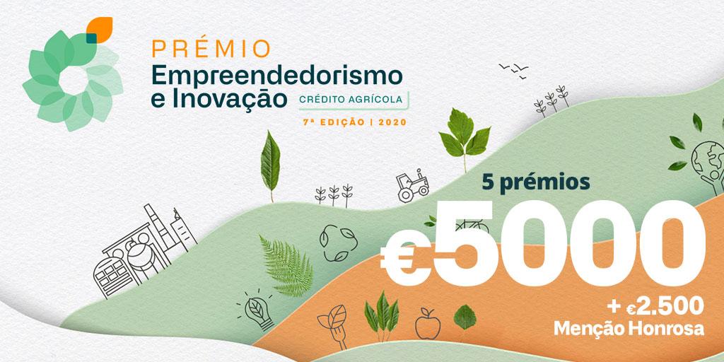 Prémio Empreendedorismo e Inovação - CA