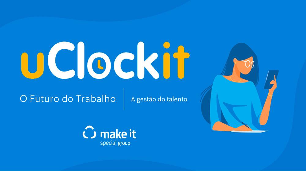 uClockit: uClockit: App para a Gestão da Assiduidade e Talento