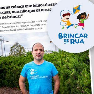 Brincar de Rua - Entrevista Share
