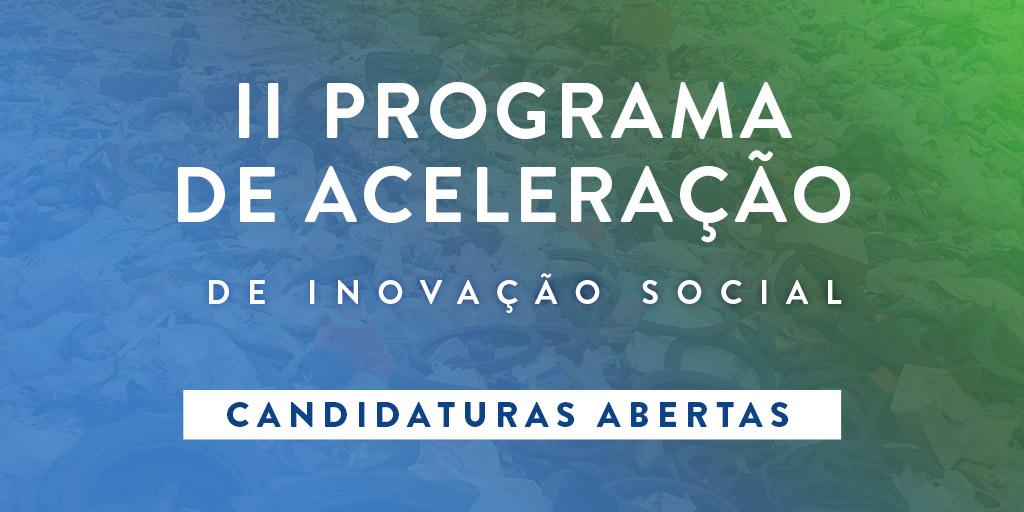 II Programa de Aceleração Inovação Social Cover