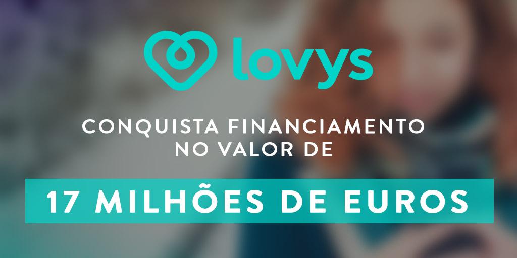 Lovys conquista financiamento no valor de 17 milhões de euros